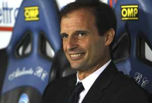Hopes are high: Massimiliano Allegri still confident in Juventus title bid