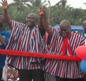 NPP dream team to actualize the Ghanaian dream