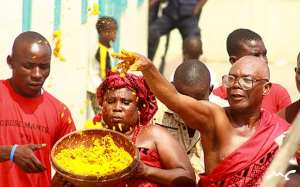 Teshie Homowo Festival Receives Support From Glo