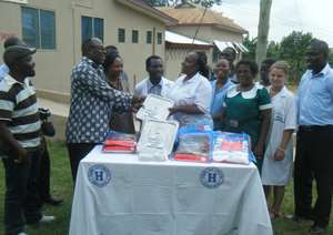 Projects Abroad Donates To Hospital®