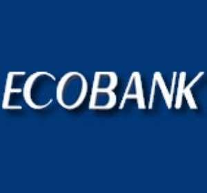 Ecobank's Sinking Image