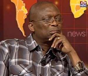 The Insincerity Of Kwaku Baako Is Getting Too Repugnant!!