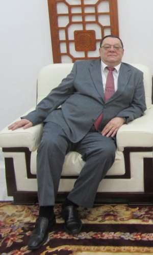 Russia to deepen relations with Ghana