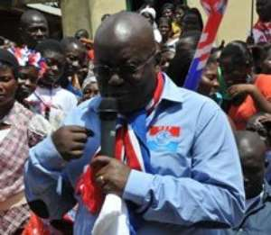 NPP's call for a new voters' register not for electoral gain - Nana Addo