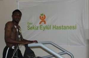 Ghana defender Akaminko continues to train separately at Turkish side Eskisehirspor