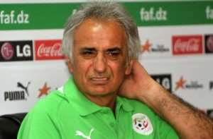 "Algeria / Vahid Halilhodzic: ""Our goal is to qualify for the 2014 World Cup """