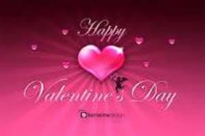 Use Valentine's Day for charity
