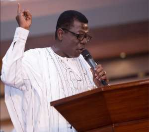 Otabil Counsels Students On Time