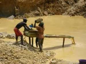 Mahama's Galamsey Underbelly Is Not Pretty At All