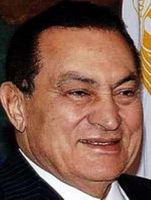 Egypt's late Hosni Mubarak