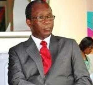 Chief Executive Officer of Korle-Bu Teaching Hospital, Professor Otoo Nartey