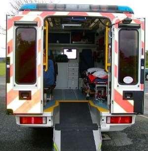 Distribute The Ambulances Now, Mr. President!