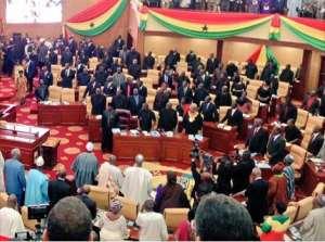 Parliament Is Powerless – Alban Bagbin Admits