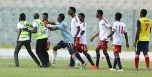MTN FA Cup: Okwahu United book semifinal spot with victory over WAFA