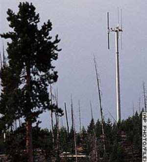 Yellowstone explores wireless world