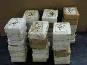 Gatwick cocaine-smuggling suspect held