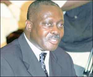 Former Foreign Minister Akwasi Osei-Adjei