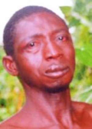 Weah Kontomah Seidu — The suspect