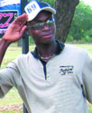 Torgah makes Ghana proud in South Africa