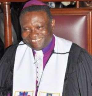 Methodist Bishop Counsels Gov't Over Dumsor