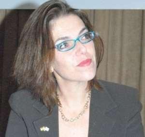 Sharon Bar-li, Israeli Ambassador to Ghana