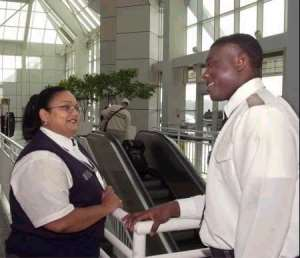 Ghanaians to lose US airport jobs