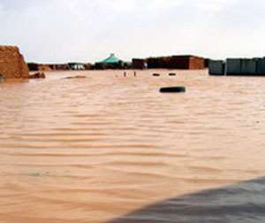Today's Great Flood... of Satanic Acts of Cruelty