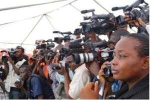 A Conversation With The Journalists Of Ghana