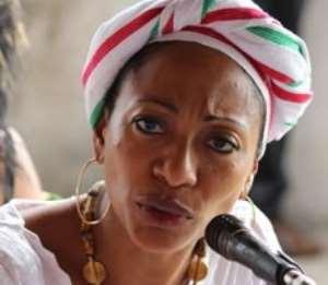 Samia Yaba Nkrumah, Member of Parliament for Jomoro