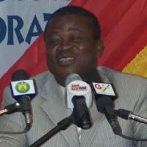 GBC boss William Ampem Darko