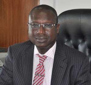 William Hutton Mensah, ECG Boss