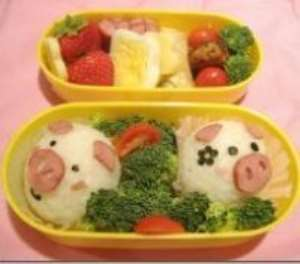 Children's lunchboxes 'unhealthy'