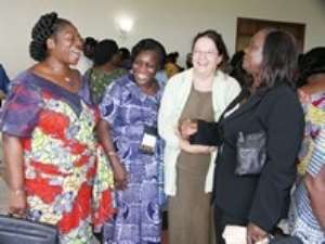 Upper East assemblywomen schooled in Politics skills