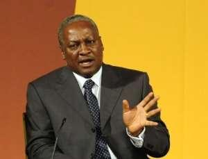 Mahama's NDC Has No Appealing Brand Except Politics Of Alarmism