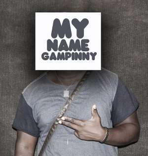 Afro Beatz Artist Gampinny Drops Official Single 'Come Take It'