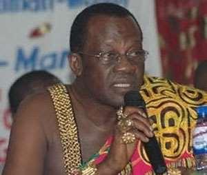 Oti Boateng Is Right: New Juaben Is Rented Akyem Land