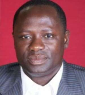 Mr Emmanuel Armah Kofi Buah