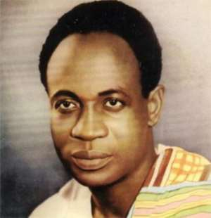The Myth Of Dr Kwame Nkrumah A Contemporary Ghanaian