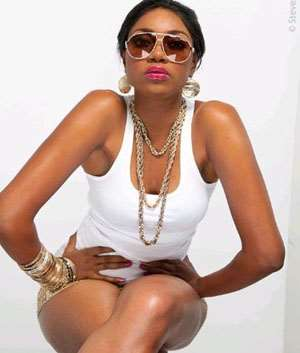 Yvonne Nelson Turns Up Late At BET Awards