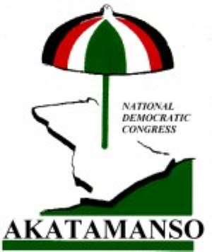 NDC for 2004 election without prez candidate?