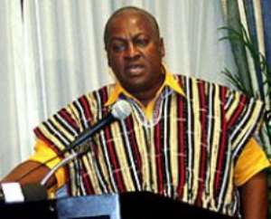 Mahama had no hand in Ghana's economic woes: Send him back to Jubilee House!