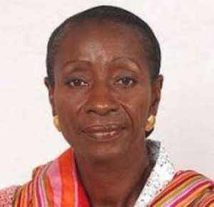 Ms Sherry Ayittey - Minister of Environment