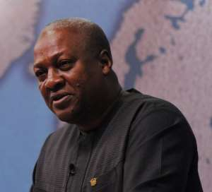 Where Are the Mahama Roads?--Part 1