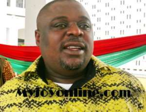 Koku Anyidoho: There's Nothing Wrong In Feeding NDC Youth First Before Attending To Others