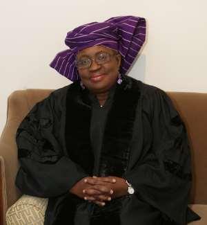 Yale Honours Okonjo-Iweala with an Honorary Doctorate Degree