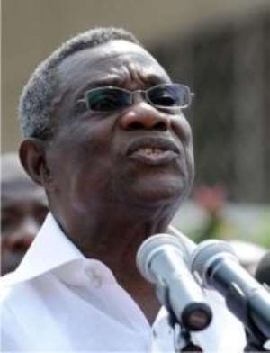 The Ghost of Atta-Mills Haunts and Jinxes NDC