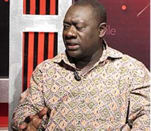 O.B Amoah's arrest in contravention of Article 117 – Mike Oquaye Jnr.
