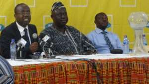 The 2013/2014 MTN/FA Cup Launched Today At FA Secretariat