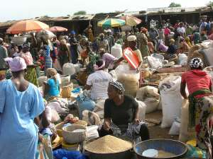 Mallam Atta Market Witnesses Slow Patronage