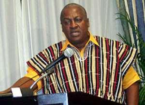John Mahama Is Forever